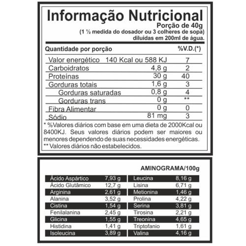 Pro Whey 3W 1814g - Profit  - Personall Suplementos