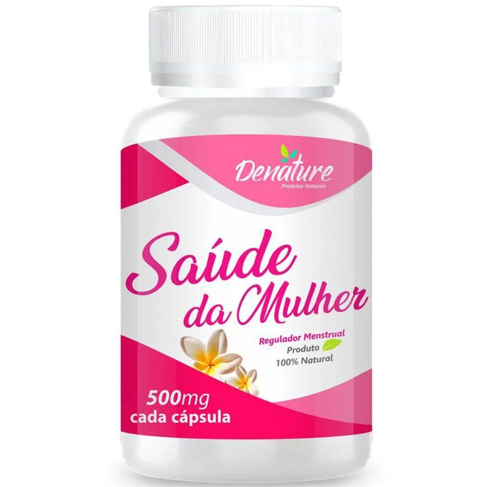 Saúde da Mulher 100 cápsulas - Denature