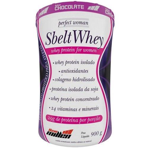 Sbelt Whey 900g - New Millen  - Personall Suplementos