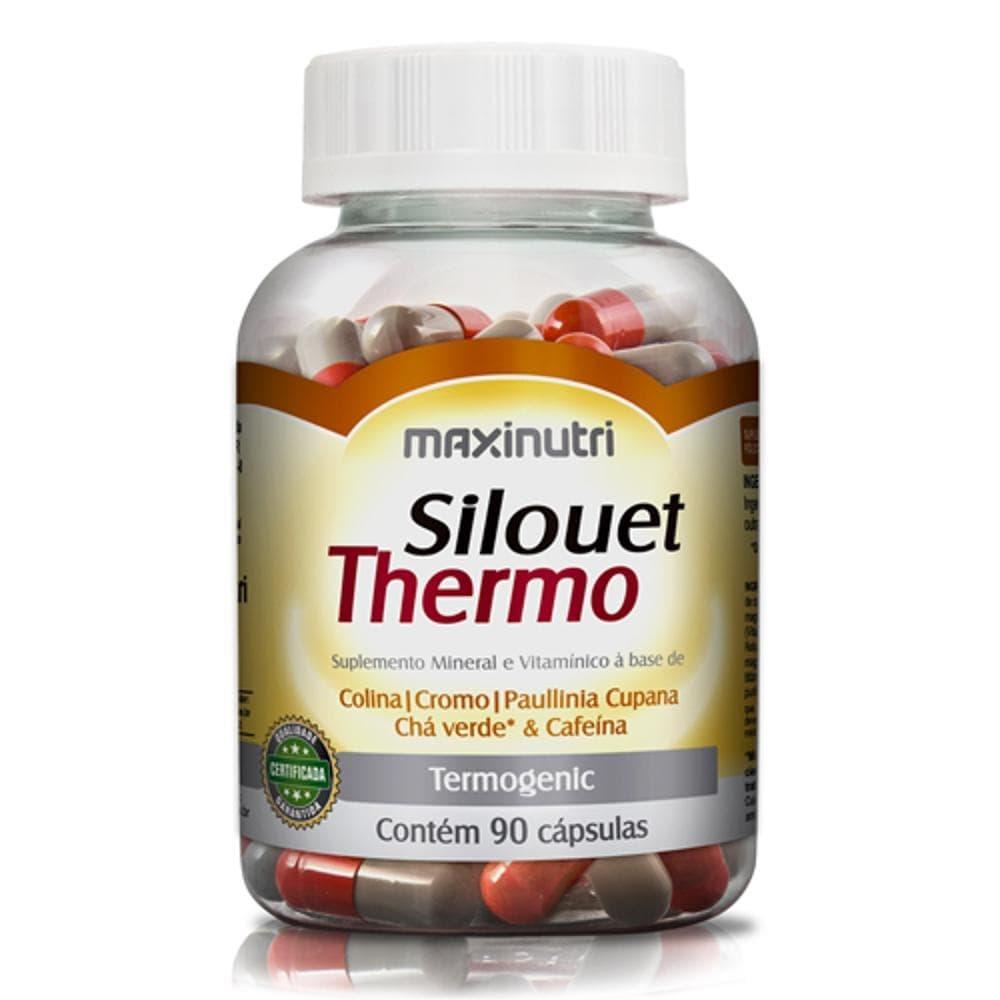 Silouet Thermo 90caps - Maxinutri