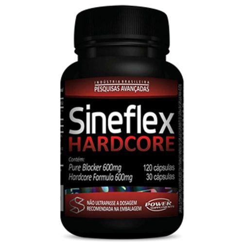 Sineflex Hardcore 150 caps -  Power Supplements  - Personall Suplementos