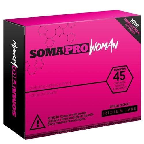 SomaPRO Woman 45comp - Iridium Labs
