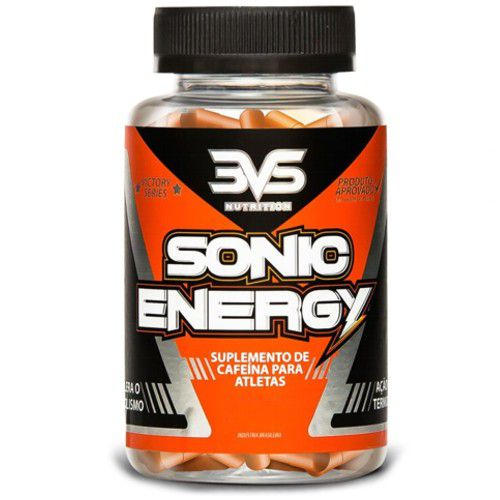 Sonic Energy 60tabs - 3VS  - Personall Suplementos