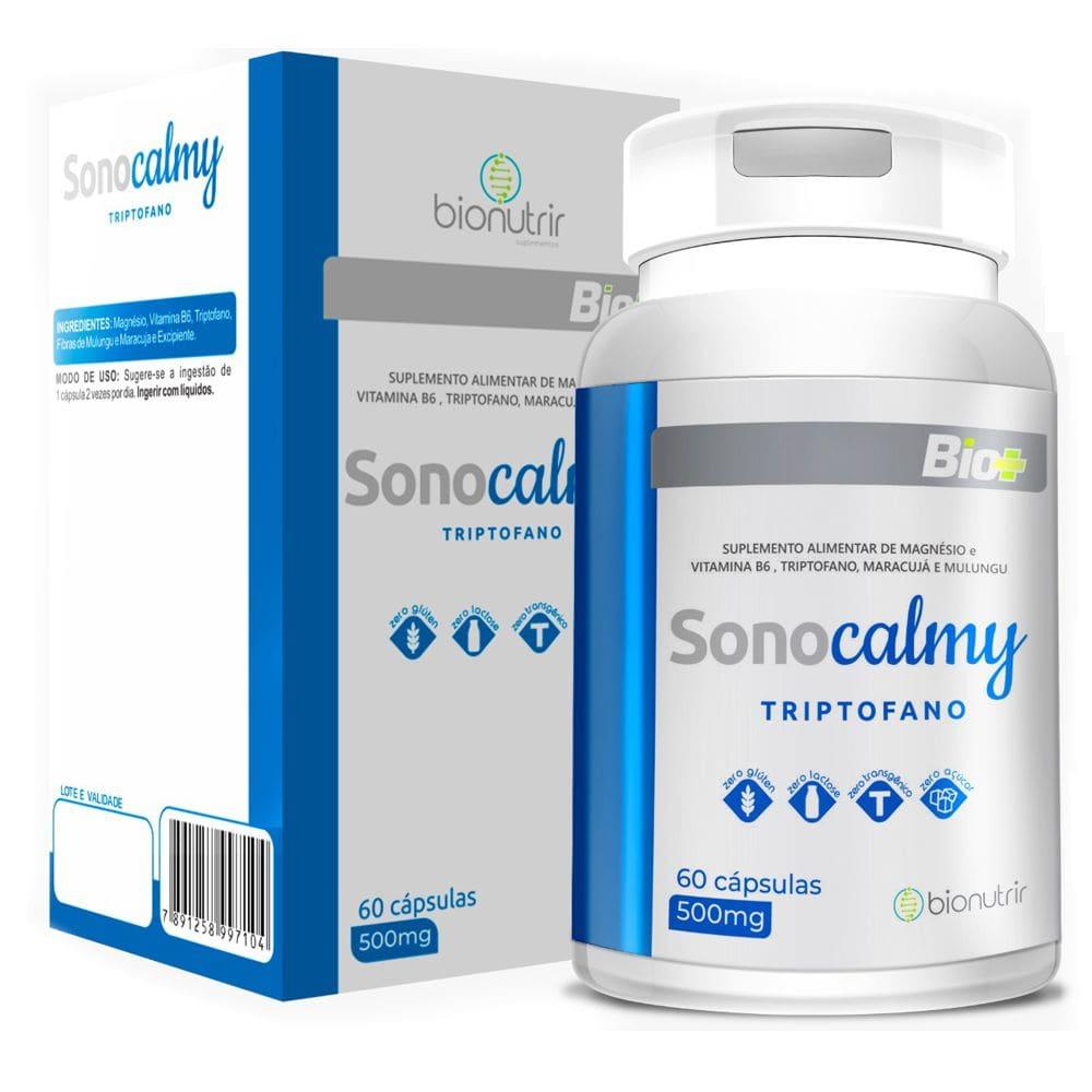 Sonocalmy  60 cápsulas - Bionutrir