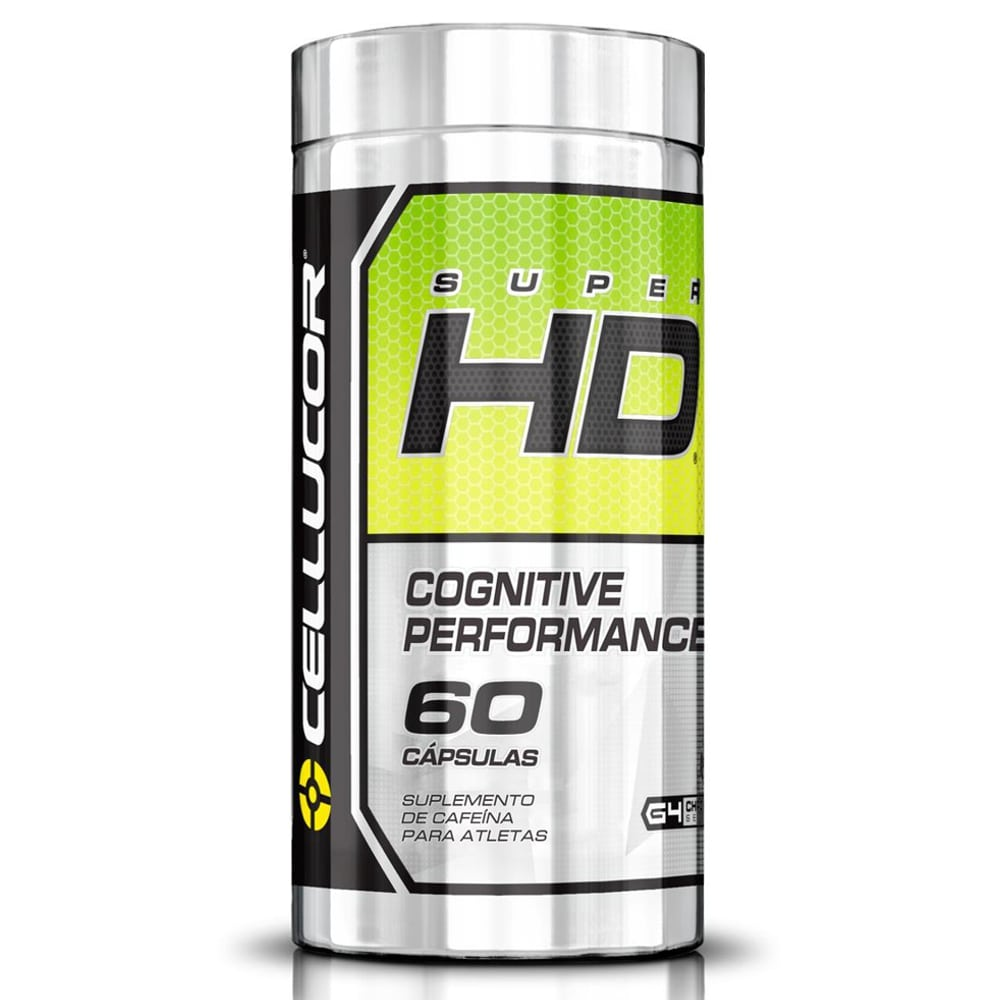 Super HD 60 cápsulas - Cellucor  - Personall Suplementos