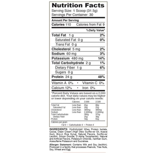 Tasty Iso 900g - Adaptogen  - Personall Suplementos