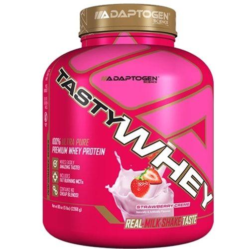 Tasty Whey 2268g - Adaptogen  - Personall Suplementos
