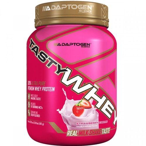 Tasty Whey 900g - Adaptogen  - Personall Suplementos