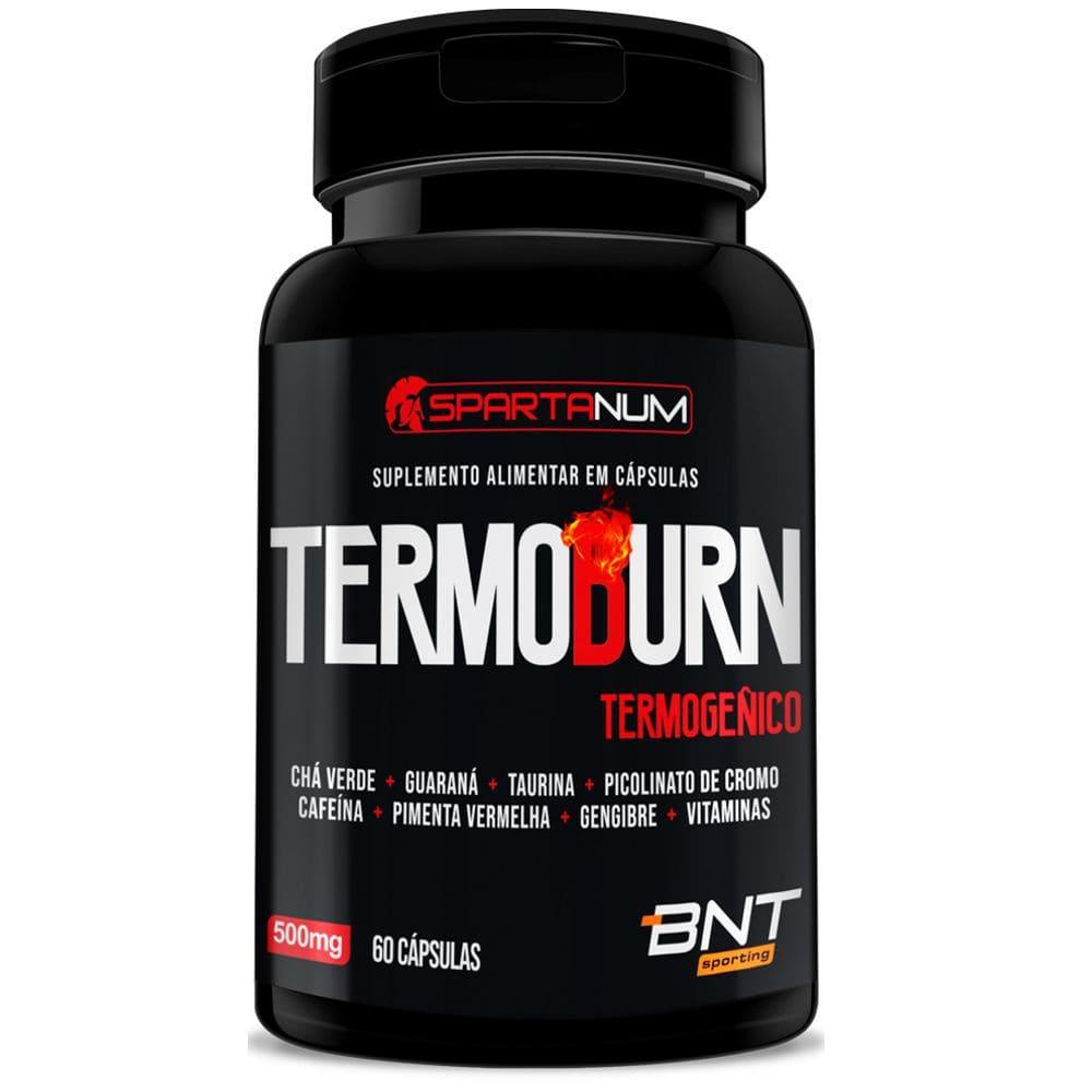 Termogênico Termoburn 60 cápsulas - Bionutrir