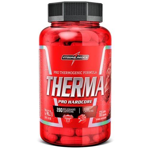 Therma Pro Hardcore 60caps - Integralmedica  - Personall Suplementos