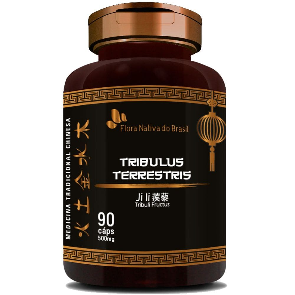 Tribulus Terrestris  90 cápsulas - Flora Nativa