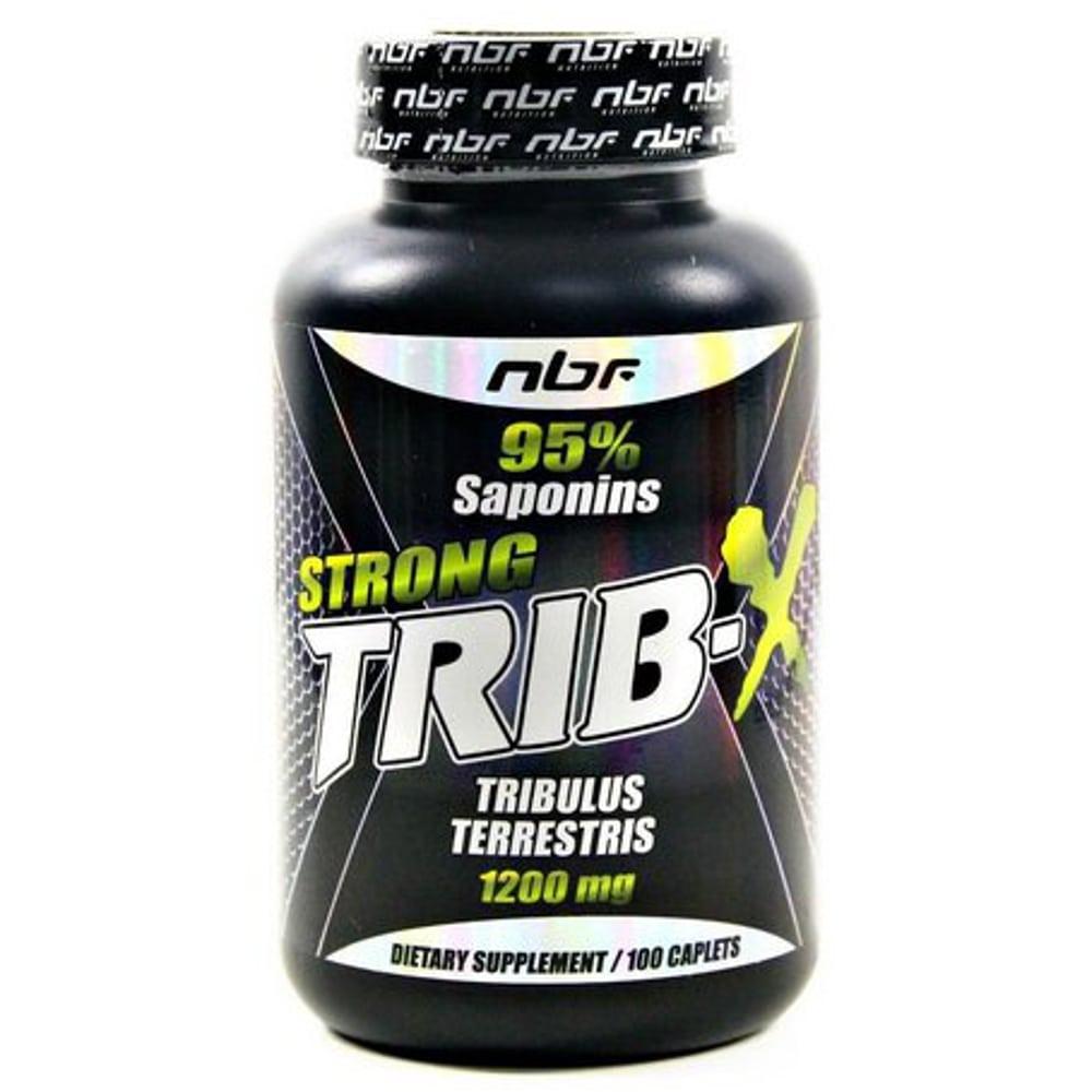 Tribulus Terrestris Strong Trib-x 120 caps - NBF  - Personall Suplementos