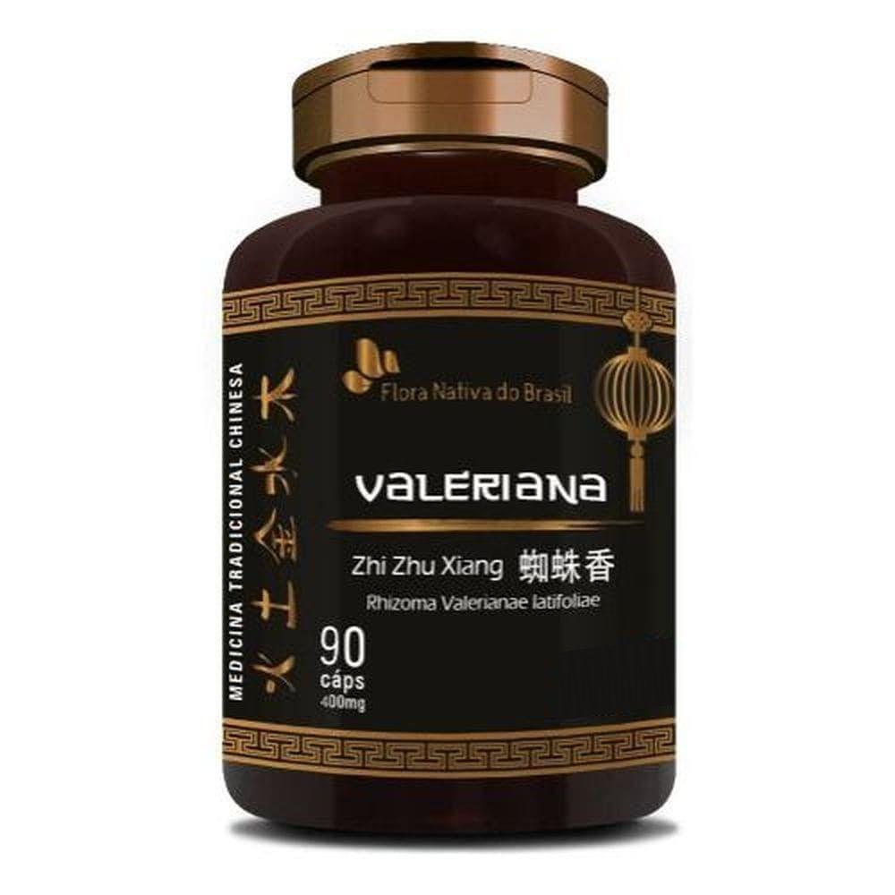 Valeriana 400mg 90 cápsulas - Flora Nativa