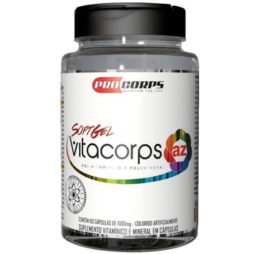 Vitacorps 60caps - Pro Corps  - Personall Suplementos