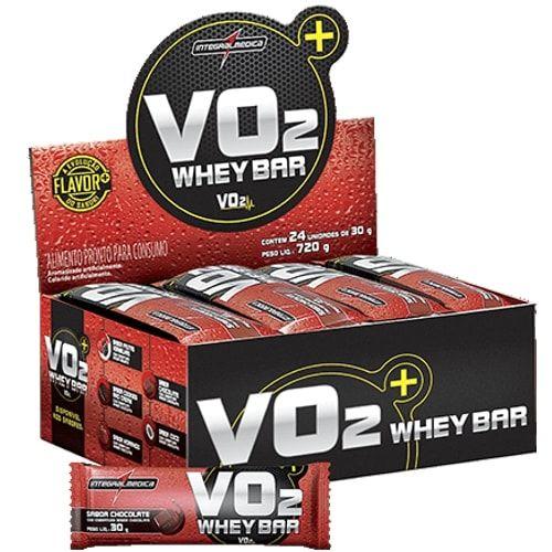 Vo2 Protein Bar 24und - Integralmedica  - Personall Suplementos