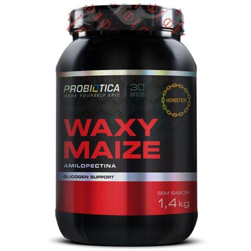 Waxy Maize 1,4kg - Probiótica  - Personall Suplementos