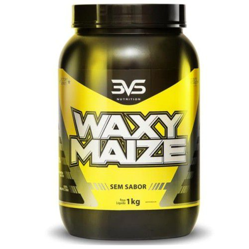 Waxy Maize 1kg - 3vs Nutrition  - Personall Suplementos