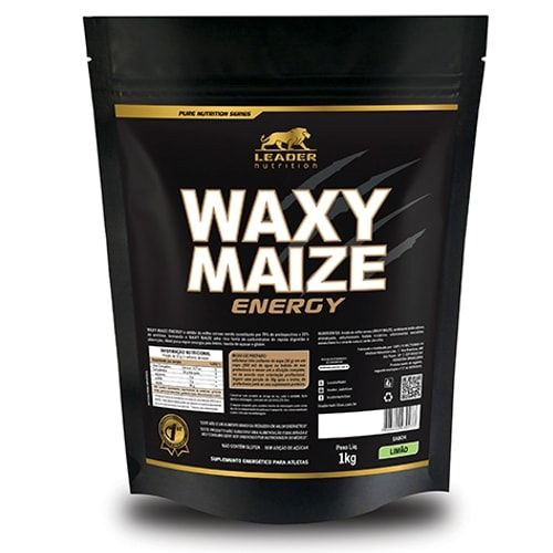 Waxy Maize 1kg - Leader Nutrition  - Personall Suplementos