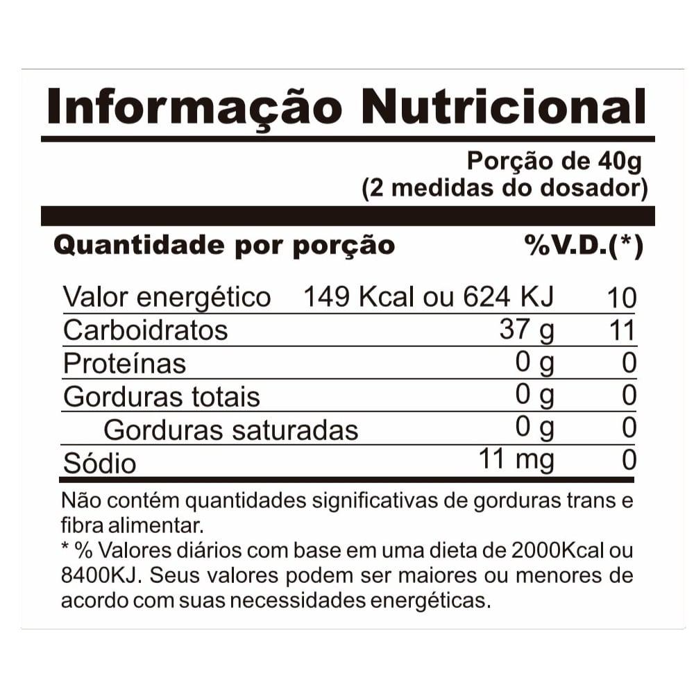 Waxy Maize 900g - Espartanos  - Personall Suplementos