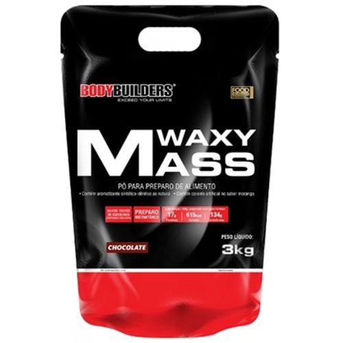 Waxy Mass 3kg - Bodybuilders  - Personall Suplementos