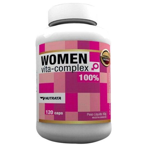 Women Vita Complex 120caps - Nutrata  - Personall Suplementos