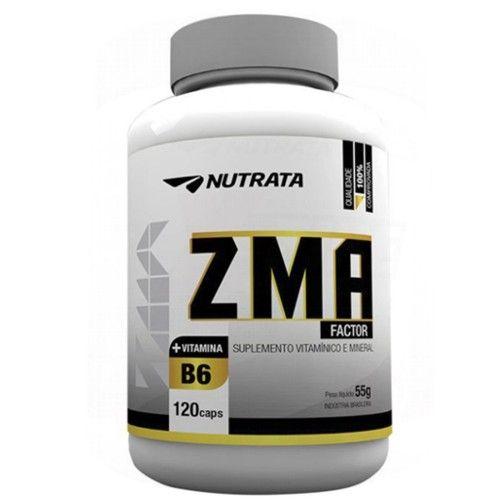 ZMA 120caps - Nutrata  - Personall Suplementos