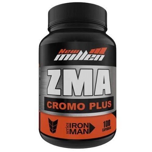 ZMA Cromo 100caps - New Millen  - Personall Suplementos