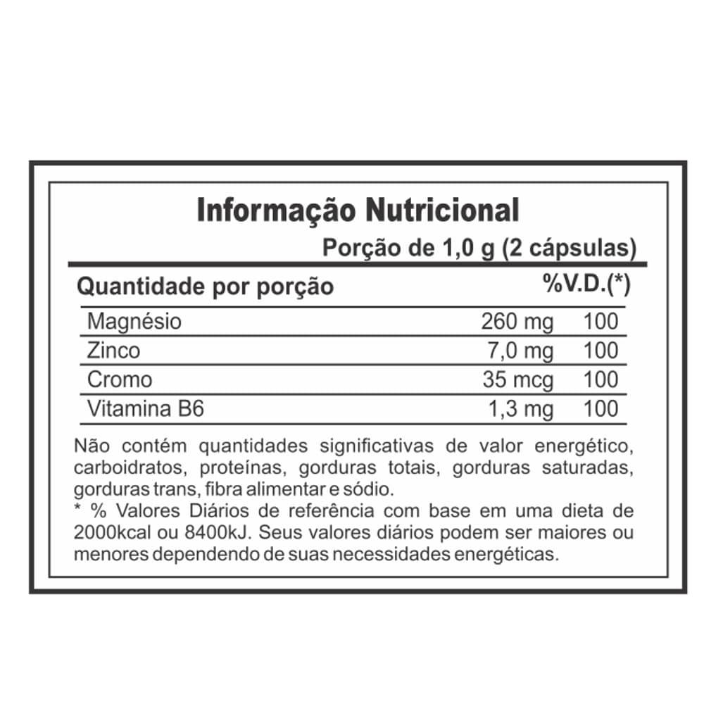 ZMA PRO 90 caps - Profit  - Personall Suplementos