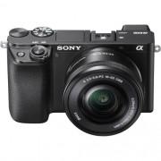 Câmera Sony A6100 Kit 16-50mm F/3.5-5.6 OSS