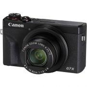 Canon PowerShot G7 X Mark III Digital Camera (preto)