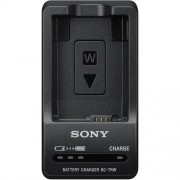 Carregador  Sony BC-TRW W Series Battery Charger (Black)