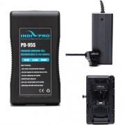 IndiPRO Tools Blackmagic URSA V-Mount Battery & Charger Kit