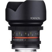 Lente fixa Rokinon Cine CV12M-MFT 12mm T2.2 Cine para câmeras Olympus / Panasonic Micro 4/3