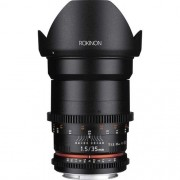 Lente Rokinon Sony 35MM T1.5 Cine DS (Sony E-Mount)