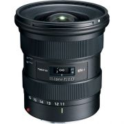 Lente Tokina atx-i 11-16mm f / 2.8 CF para Canon EF