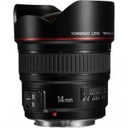 Lente Yongnuo YN14MM F2.8 Canon