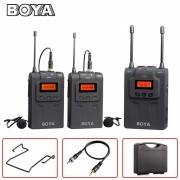 Microfone Boya BY-WM8