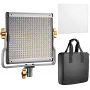 Neewer Dimmable Bi-Color LED with U Bracket Professional Video Light for Studio, YouTube Outdoor Video Photography Lighting Kit, Durable Metal Frame, 480 LED Beads, 3200-5600K, CRI 96+