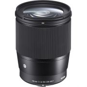 Sigma 16mm f/1.4 DC DN Contemporary Lens for Micro Four Thirds