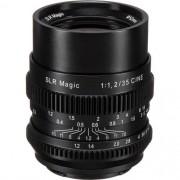 SLR Magic Cine 35mm f/1.2 FE Lens for Sony E-Mount