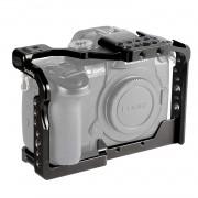 SmallRig GH5/GH5S Cage for Panasonic Lumix Camera & DMW-XLR1 ( Upgraded Version)