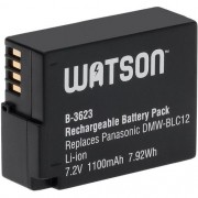 Watson DMW-BLC12 Lithium-Ion Battery Pack (7.2V, 1100mAh)