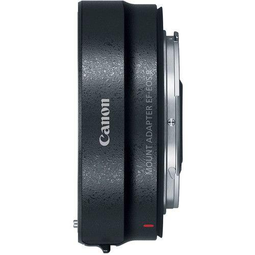Adaptador Canon Eos R p/Lentes Ef/Ef-s