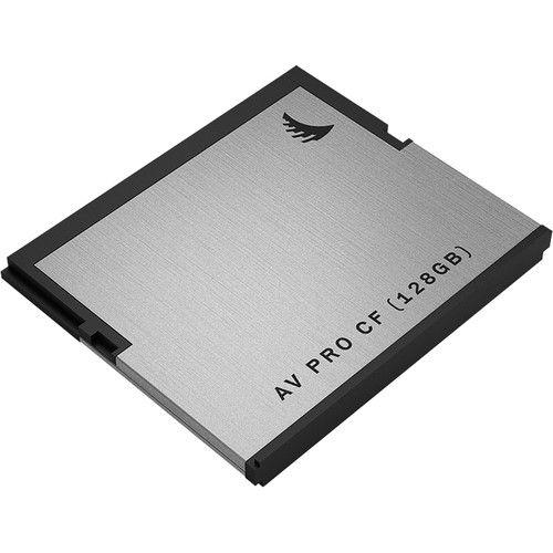 Angelbird AVP128CF, 128GB AV Pro 2.0 Memory Card