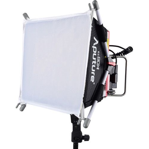 Aputure Amaran Tri-8c Bi-Color LED Light with V-Mount Battery Plate