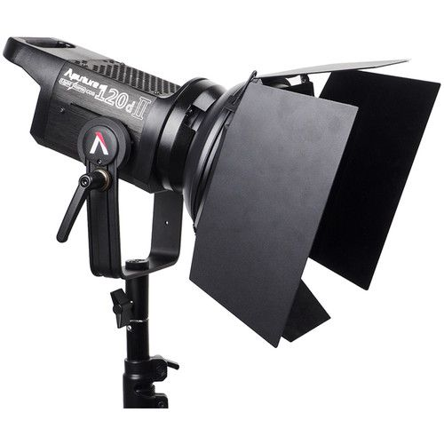 Aputure Light Storm LC 120d II Daylight LED 2-Light Kit with V-Mount Battery Plate