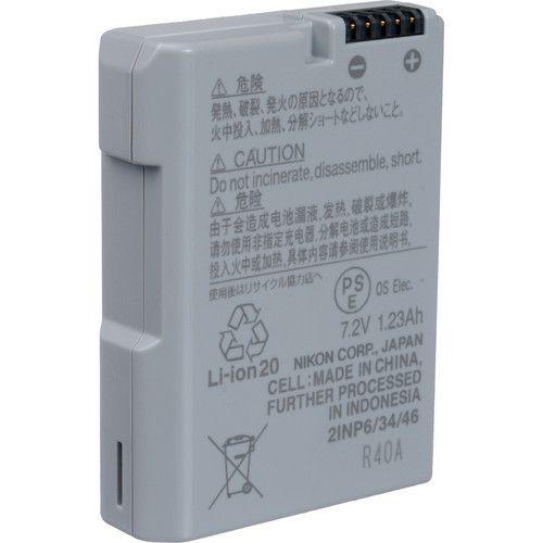 Bateria Nikon EN-EL14a (D3200/ 3300/ 3400/ D5200/ D5300/ D5500/ D5600)