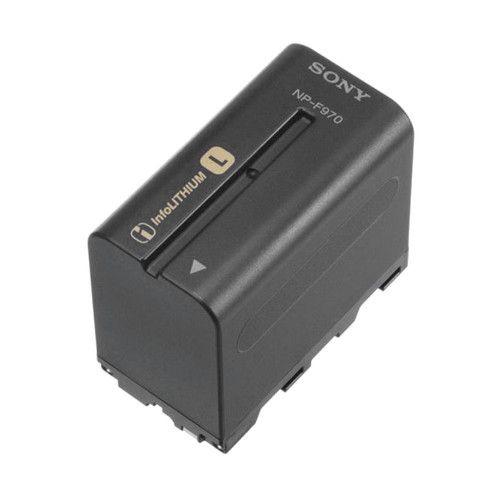 Bateria Quickly NP-F970. Preto
