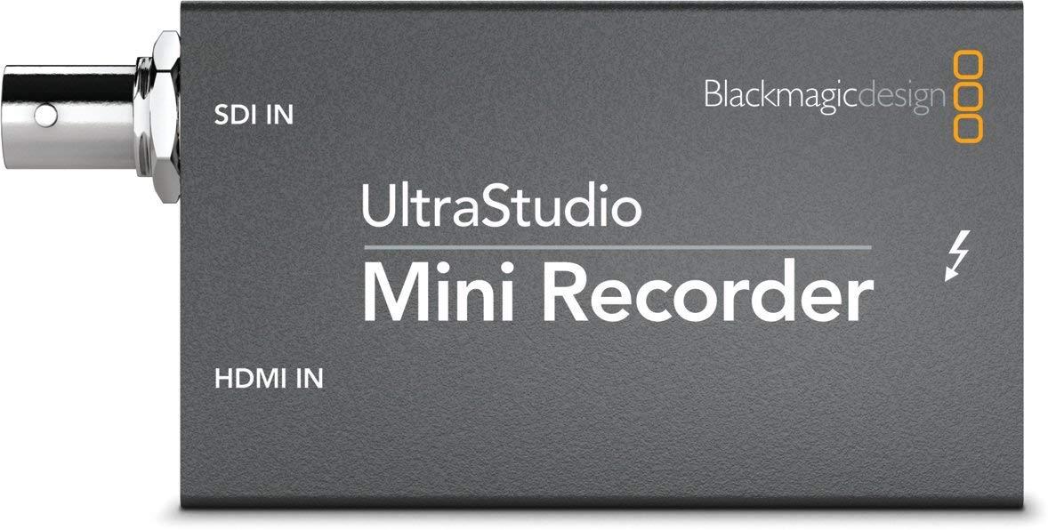 Blackmagic Design UltraStudio Mini Recorder - Thunderbolt