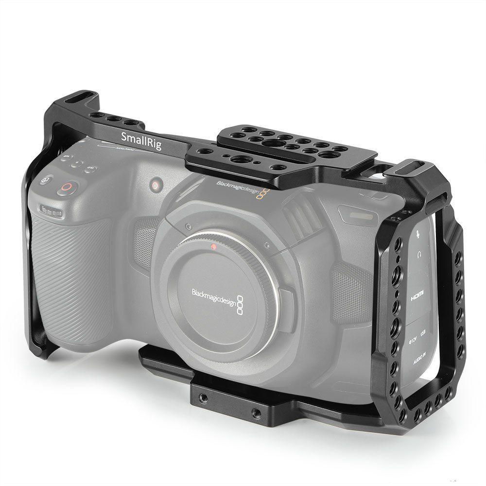 Cage SmallRig para Blackmagic Pocket Cinema Camera 4K
